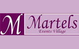 Martels Wedding and Events Village Open Evening