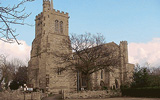 The Elstow Abbey Church Wedding Show and Open Day