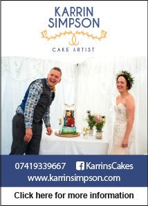 Karrin Simpson Cake Artist