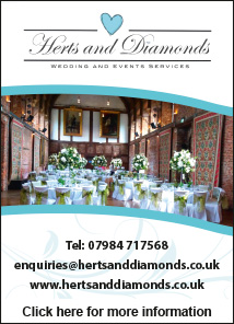 Herts & Diamonds Weddings & Events