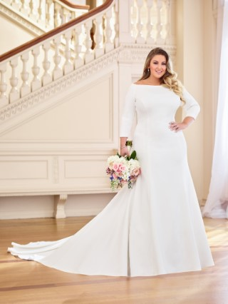 21fd0e3e82d6 The Spring 2019 collection is a truly glamorous and unique wedding dress  line that captures the personality of every bride on her wedding day.