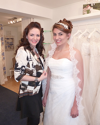 832b5f535b4 George James Bridal is a stunning new bridal boutique located on Harpur  Street