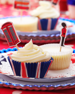 Red White And Blue Food Ideas For Jubilee