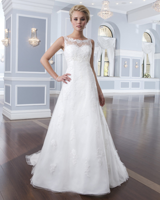 New Dresses At Charlotte Harley Bridal Couture