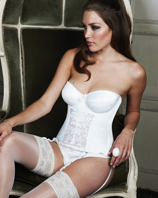 Charnos wedding day lingerie f8ff43530
