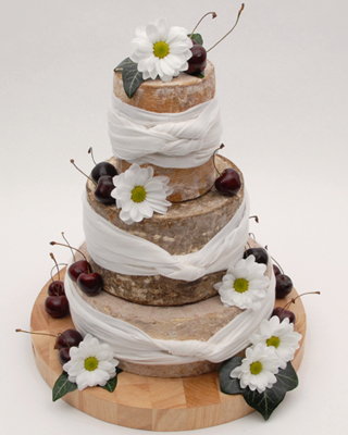 Cheese Wedding Cakes!