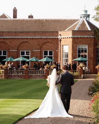 Stunning wedding venue - The Jockey Club