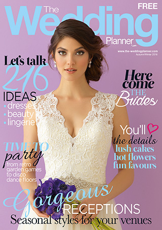 Out today The New Wedding Planner issue!