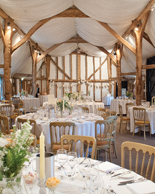 50% off venue hire at South Farm
