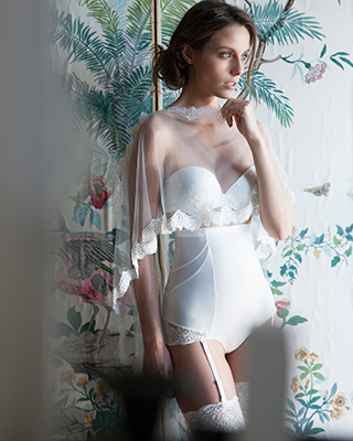 Rigby & Pellar - Lingerie Stylists London