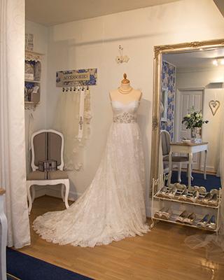 New George James Bridal Boutique