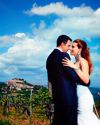 Croatia for the perfect wedding