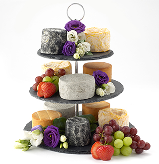 NEW Wedding Cheesecakes from Paxton & Whitfield