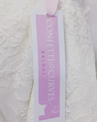 Introducing Confetti & Curves - a new Bridal Boutique