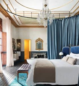 A Timeless Luxury Hotel in Palma